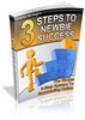 3 Steps to Newbie Success Make money online
