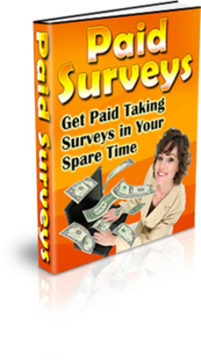 Product picture Get Paid Taking Surveys - Make money online