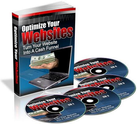 Product picture Optimize your website Build your website